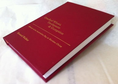 Self-Publishing | Printing and Binding Sample - Hardcover Buckram
