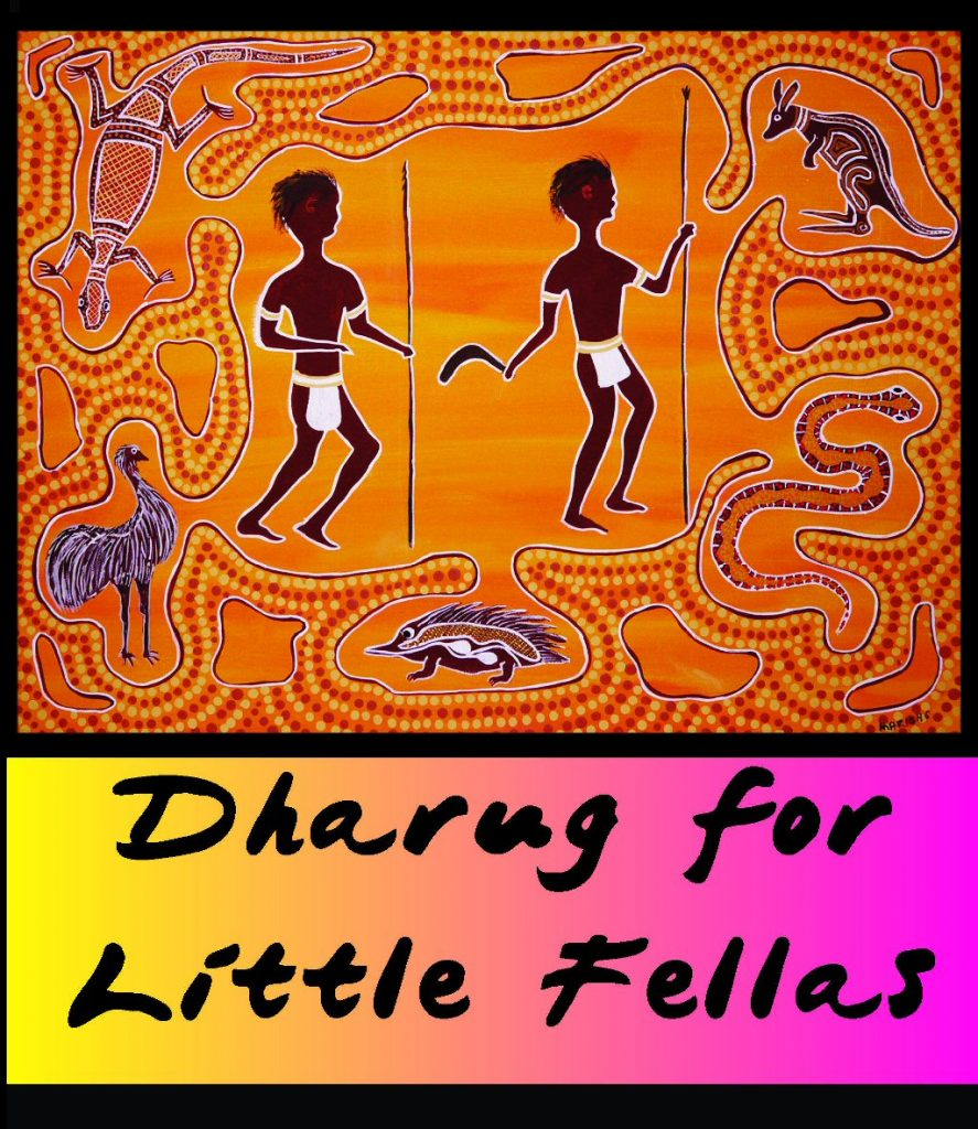 Dharug for Little Fellas