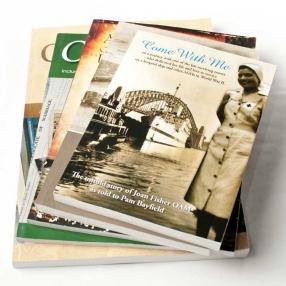 Self-Publishing | Printing and Binding Sample - Softcover