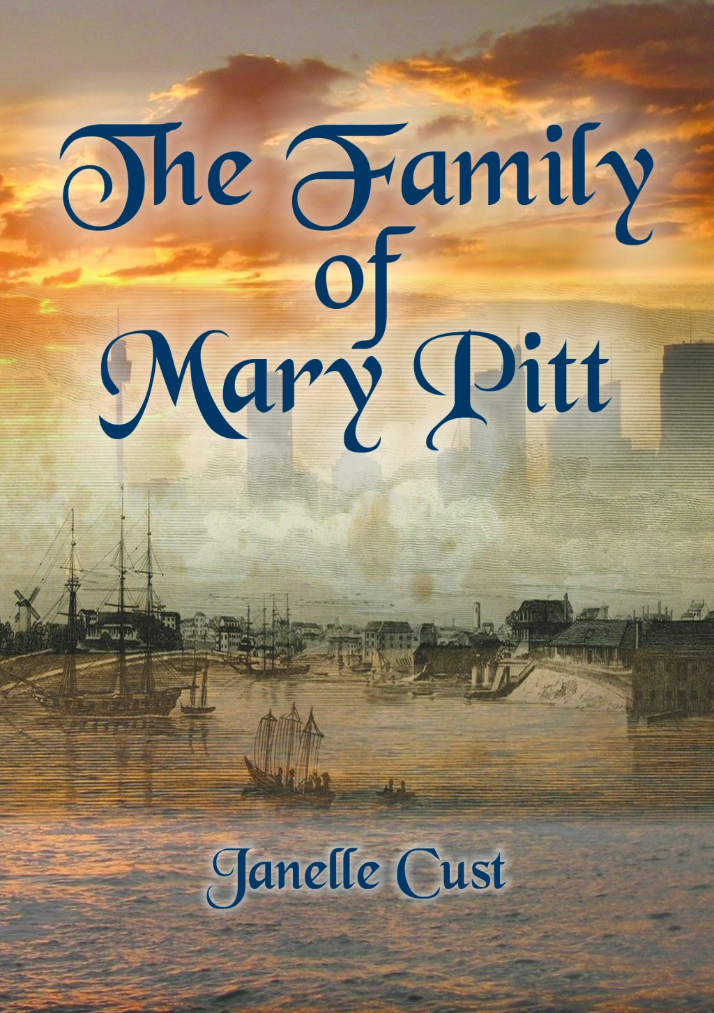The Family of Mary Pitt