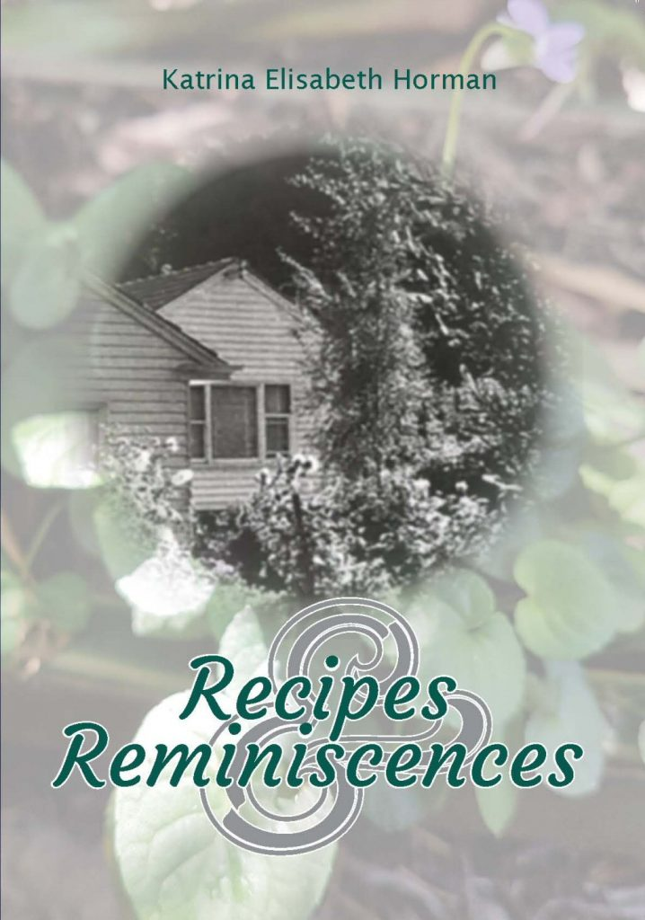 Recipes & Reminiscences